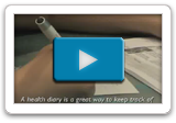 Keeping a Health Diary